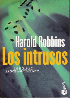 Los Intrusos, Harold Robbins