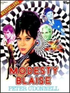 Modesty Blaise, Peter O´Donnell