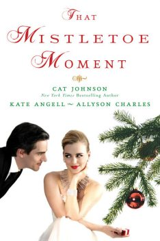 That Mistletoe Moment, Cat Johnson, Kate Angell, Allyson Charles