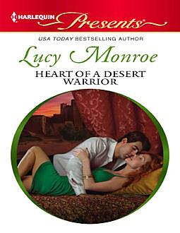 Heart of a Desert Warrior, Lucy Monroe