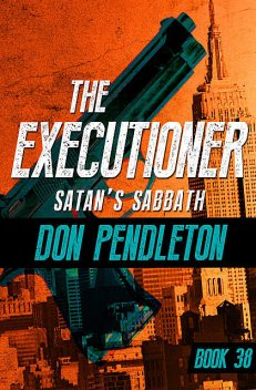 Satan's Sabbath, Don Pendleton