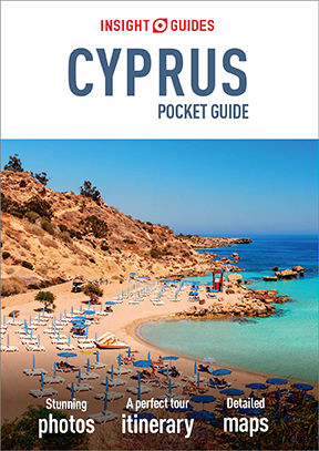 Berlitz: Cyprus Pocket Guide, Berlitz
