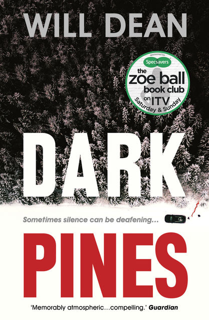Dark Pines, Will Dean