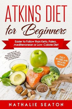 Atkins Diet for Beginners, Nathalie Seaton