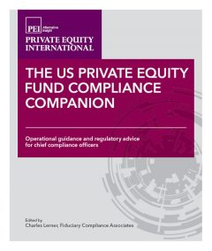 The US Private Equity Fund Compliance Companion, Charles Lerner