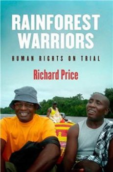 Rainforest Warriors, Richard Price