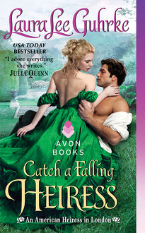 Catch a Falling Heiress, Laura Lee Guhrke