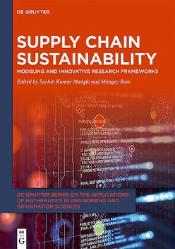 Supply Chain Sustainability, Mangey Ram, Sachin Kumar Mangla