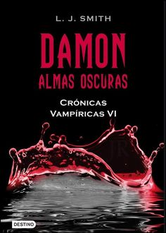 Damon Lmas Oscuras, L.J.Smith