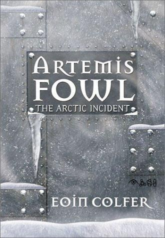 Artemis Fowl: the Arctic incident, Eoin Colfer