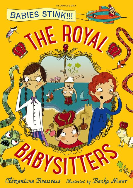 The Royal Babysitters, Clémentine Beauvais