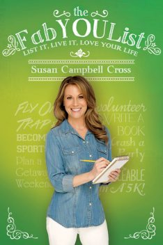 The FabYOUList, Susan Campbell Cross