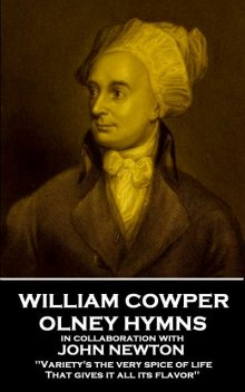 Olney Hymns, William Cowper