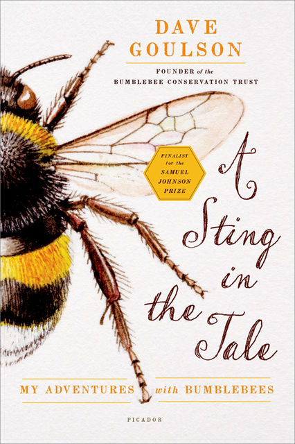 A Sting in the Tale, Dave Goulson