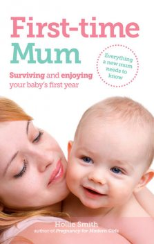 First-time Mum, Hollie Smith