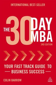 The 30 Day MBA, Colin Barrow