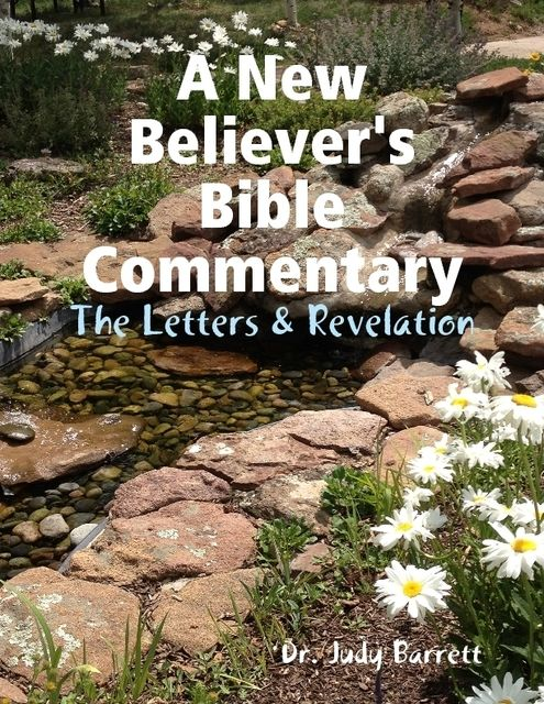 A New Believer's Bible Commentary: The Letters & Revelation, Judy Barrett