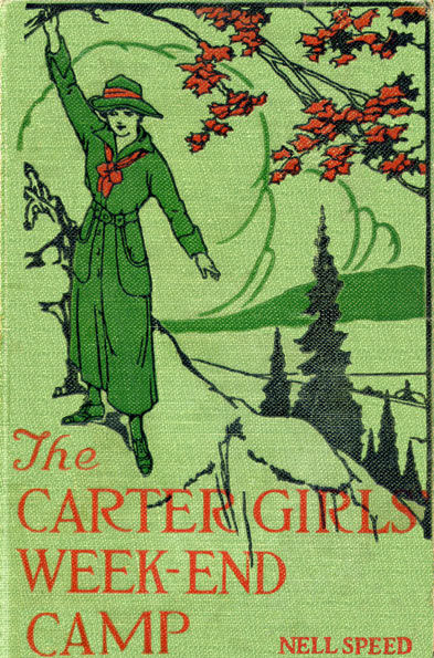 The Carter Girls' Week-End Camp, Nell Speed