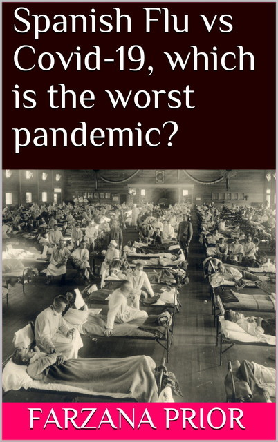 Spanish Flu vs Covid-19, which is the worst pandemic, Farzana Prior
