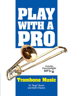 Play with a Pro Trombone Music, Bugs Bower