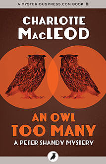 An Owl Too Many, Charlotte MacLeod