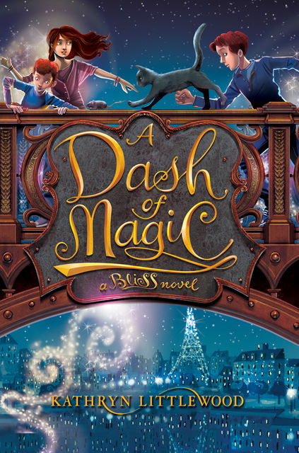 A Dash of Magic, Kathryn Littlewood