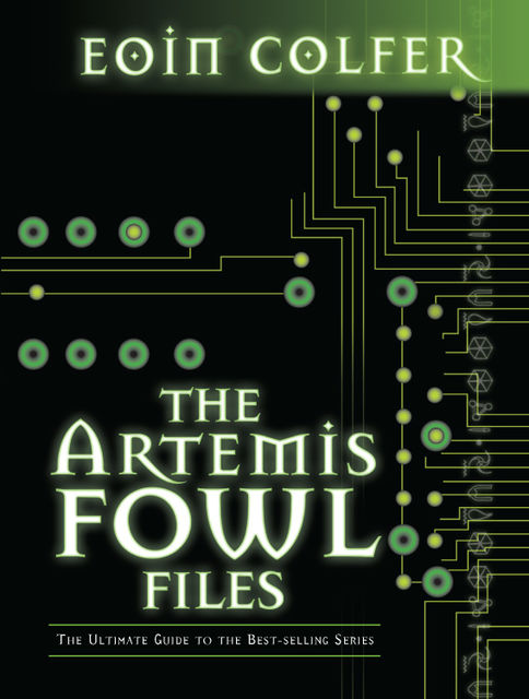 0.5–1.5-The Artemis Fowl files, Eoin Colfer