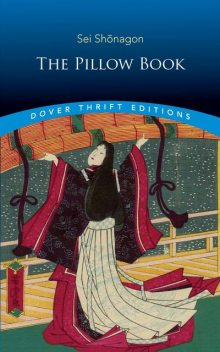 The Pillow Book of Sei Shonagon, Sei Shōnagon