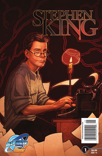 Orbit: Stephen King Vol.1 # 1, Brian McCathy, Michael Lent