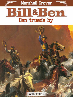Bill og Ben – Den truede by, Marshall Grover