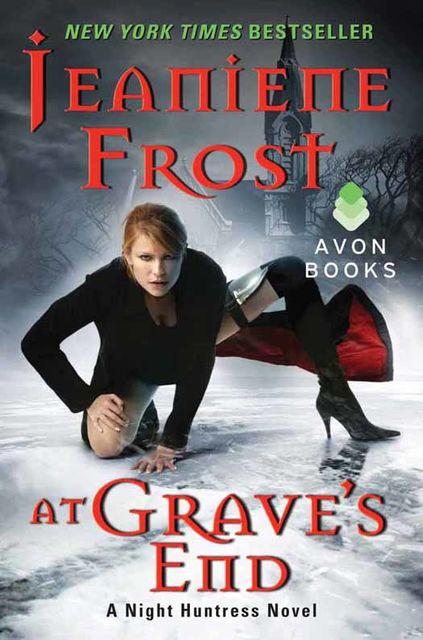 At Grave's End, Jeaniene Frost