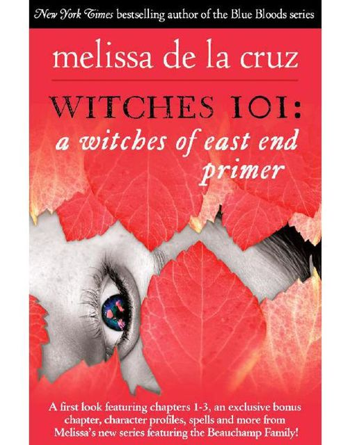 Witches 101, Melissa de la Cruz