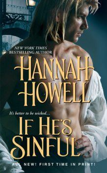 If He's Sinful, Hannah Howell