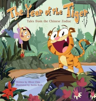 The Year of the Tiger, Oliver Chin