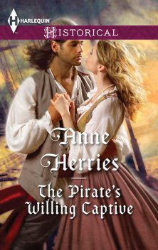 The Pirate's Willing Captive, Anne Herries
