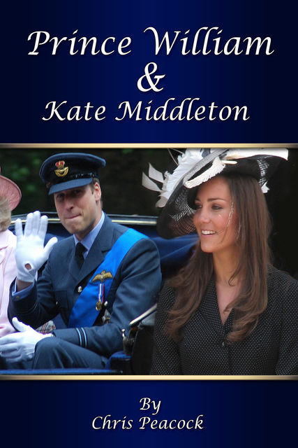Prince William and Kate Middleton, Chris Peacock