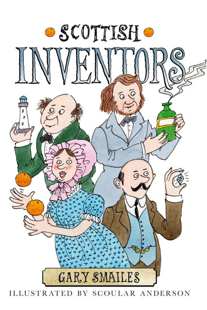 Scottish Inventors, Gary Smailes
