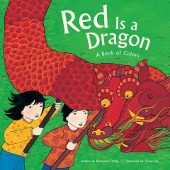 Red Is a Dragon, Roseanne Thong