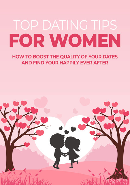 Top Dating Tips for Women, Kate Fit