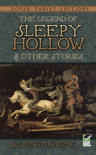 The Legend of Sleepy Hollow and Other Stories, Washington Irving