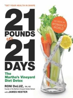 21 Pounds in 21 Days, James Hester, Roni DeLuz