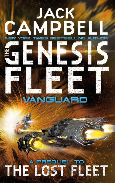 The Genesis Fleet - Vanguard, Jack Campbell