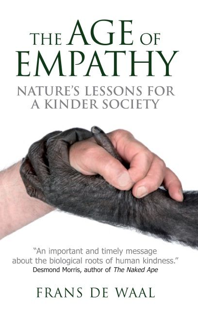 The Age of Empathy, Frans de Waal