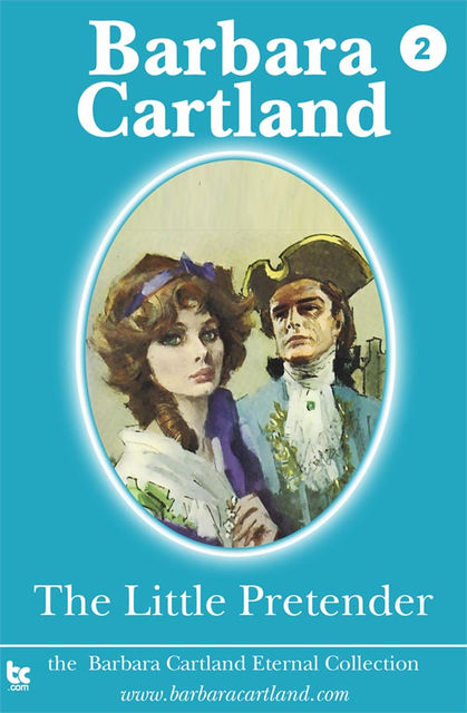The Little Pretender, Barbara Cartland