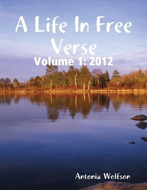 A Life In Free Verse Volume 1: 2012, Antonia Wolfson