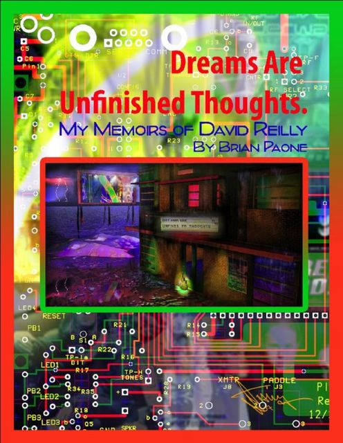 Dreams Are Unfinished Thoughts, Brian Paone