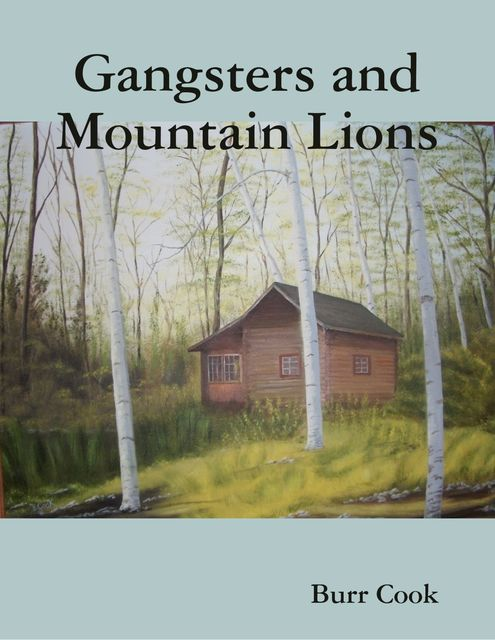 Gangsters and Mountain Lions, Burr Cook