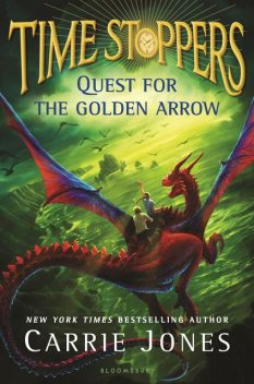Quest for the Golden Arrow, Carrie Jones