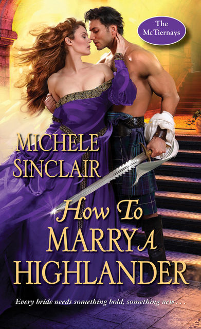 How to Marry a Highlander, Michele Sinclair
