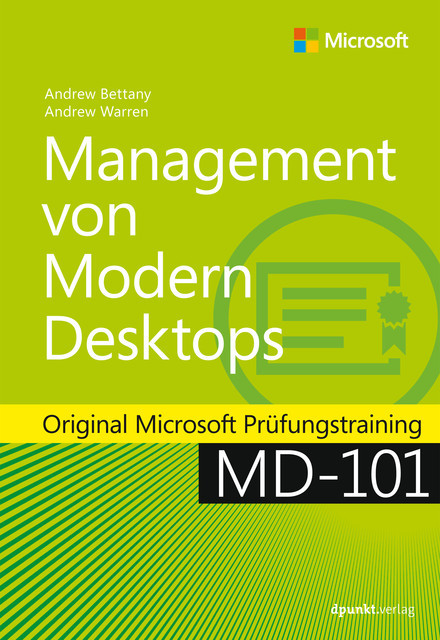 Management von Modern Desktops, Andrew Bettany, Andrew Warren